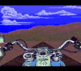 It Came from the Desert TurboGrafx CD Riding from town to town. (non-interactive)
