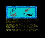 The Secret Diary of Adrian Mole Aged 13¾ ZX Spectrum The game rates your performance as you go