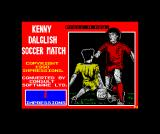 Kenny Dalglish Soccer Match ZX Spectrum Ready to play