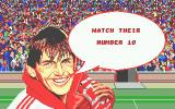 Kenny Dalglish Soccer Match Atari ST Not an easy thing to do in a game with no players names or numbers