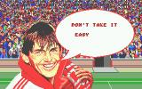 Kenny Dalglish Soccer Match Atari ST But we're 4-0 up already