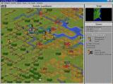 Sid Meier's Civilization II Scenarios: Conflicts in Civilization Windows American Civil War Scenario (ingame)