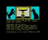 The Growing Pains of Adrian Mole ZX Spectrum The last we see of Hamish Mancini in the game