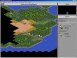 Civilization II: Fantastic Worlds Windows Dinosaur scenario (main map)