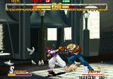 Garou: Mark of the Wolves Neo Geo A well timed elbow
