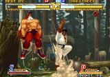 Garou: Mark of the Wolves Neo Geo Uppercut