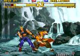 Garou: Mark of the Wolves Neo Geo Gato versus Kevin