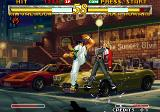 Garou: Mark of the Wolves Neo Geo More fancy footwork by Kim