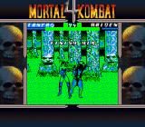 Mortal Kombat 4 Game Boy Color After you finishing the kombat, finish the kombatant too!