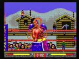 Toughman Contest Genesis A Fighting Screen