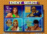 Fatal Fury 3: Road to the Final Victory Neo Geo Like in previous games, you can select the first adversary to match.