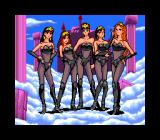 Aurora Quest: Otaku no Seiza in Another World TurboGrafx CD The five beautiful ladies