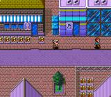 Aurora Quest: Otaku no Seiza in Another World TurboGrafx CD Lots of stuff to do in this city...