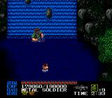 Last Alert TurboGrafx CD It's snorkel man.