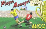 Player Manager Atari ST I like the suggestion of a cup there