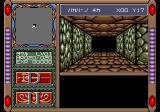 Dragon Knight II TurboGrafx CD A standard first-person 3D dungeon