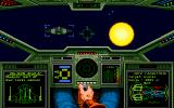 Wing Commander: The Secret Missions 2 - Crusade DOS Cockpit view [Hornet]