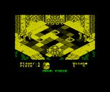 Powerplay: The Game of the Gods ZX Spectrum And in yellow