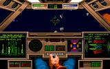 "Wing Commander: The Secret Missions 2 - Crusade DOS We face a ""Jalthi"" squadron ... we remember ... damn hard opponents"