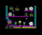 Olli & Lissa 3: The Candlelight Adventure ZX Spectrum Get to the key