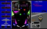 Night Mission Pinball (v3.0) DOS 16 colors