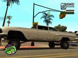 Grand Theft Auto: San Andreas Windows Lowrider.