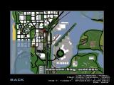 Grand Theft Auto: San Andreas Windows Map.
