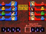 The King of Fighters '99: Millennium Battle Neo Geo Order Select