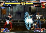 The King of Fighters '99: Millennium Battle Neo Geo Kyo VS. Iori