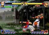 The King of Fighters '99: Millennium Battle Neo Geo Xiangfei VS. Jhun