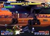 The King of Fighters '99: Millennium Battle Neo Geo Kyo-1 VS. Chin