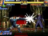The King of Fighters '99: Millennium Battle Neo Geo Maxima VS. Krizalid