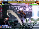 The King of Fighters '99: Millennium Battle Neo Geo K' VS. Krizalid