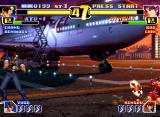 The King of Fighters '99: Millennium Battle Neo Geo Kyo-1 VS. Athena