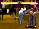 Art of Fighting Neo Geo King VS. Todo