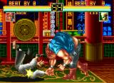 Art of Fighting Neo Geo Jack VS. Lee