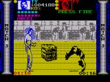 Pit-Fighter ZX Spectrum Angel is very acrobatic