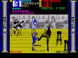 Pit-Fighter ZX Spectrum C.C Rider likes nothing more than to kick you in the shin