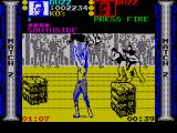 Pit-Fighter ZX Spectrum You can pick the enemy up and throw them