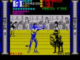 Pit-Fighter ZX Spectrum Don't underestimate Angel as she's quite fast