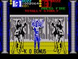 Pit-Fighter ZX Spectrum You fight purse is added up at the end of each fight