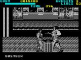 Final Fight ZX Spectrum You first meet this hard nut in the subway
