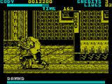 Final Fight ZX Spectrum The first boss you face is called Damnd