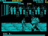 Final Fight ZX Spectrum This boss will wear you down quickly if given the chance