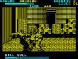 Final Fight ZX Spectrum Hagger also has a spinning clothesline attack