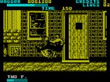 Final Fight ZX Spectrum Hagger's piledriver will kill any of the weaker enemies in one go