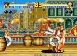 Fatal Fury 2 Neo Geo Mai Shiranui! Why are you hurting Andy Bogard? Don't you love him?