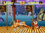 Fatal Fury Special Neo Geo It appears that Axel Hawk and Mai Shiranui BOTH took damage that time...