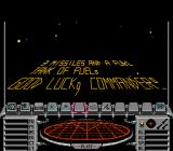 Elite NES Star Wars-esque text scroll.