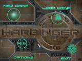 Harbinger Windows Main Menu